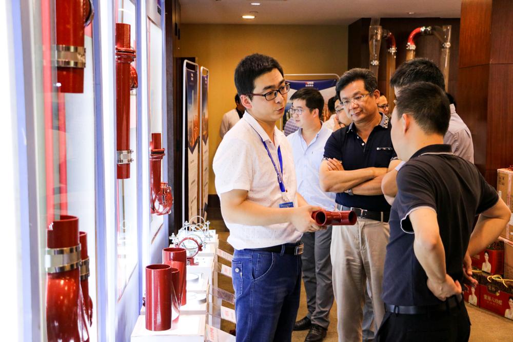 杭州市土木建筑学会给水排水专业委员会暨泫氏集团排水技术交流会在杭州召开